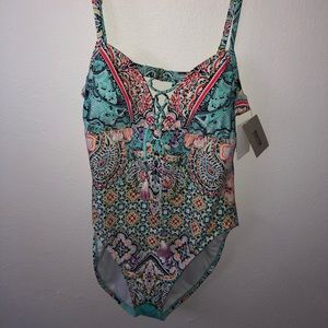 Kenneth Cole Swimsuit NWT